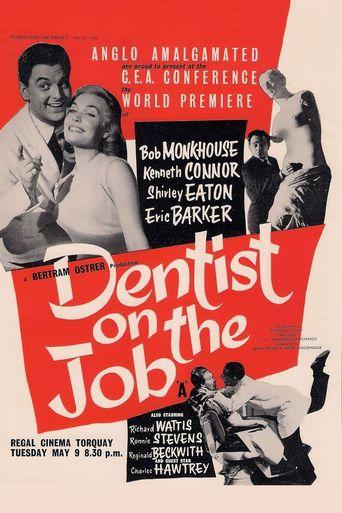Dentist on the Job Poster