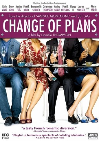 Change of Plans Poster