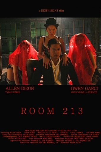 Room 213 Poster