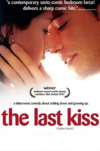 The Last Kiss Poster