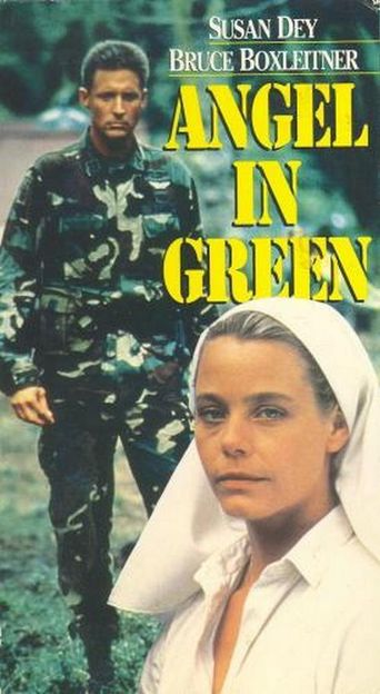 Angel in Green Poster