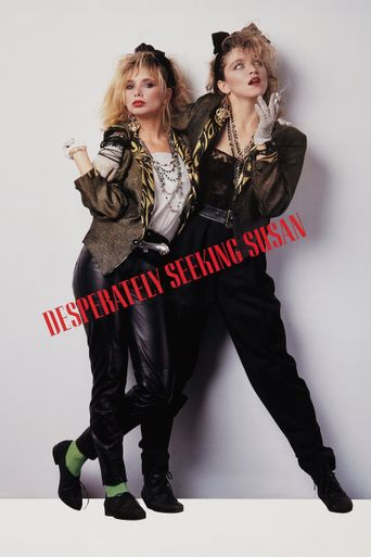 Desperately Seeking Susan Poster