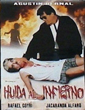 Huida al infierno Poster