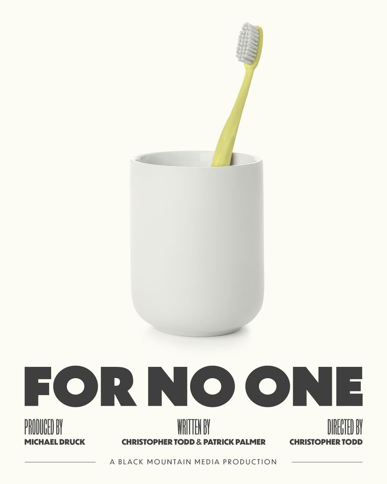 For No One Poster