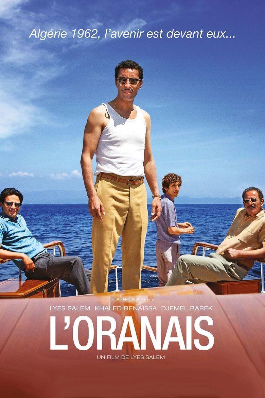 L'Oranais Poster