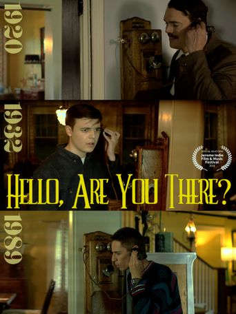 Hello Are You There? Poster