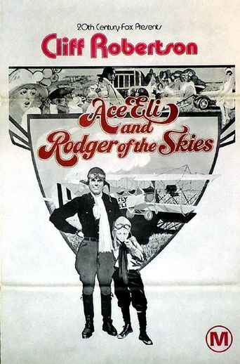 Ace Eli and Rodger of the Skies Poster