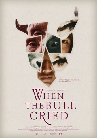 When the Bull Cried Poster