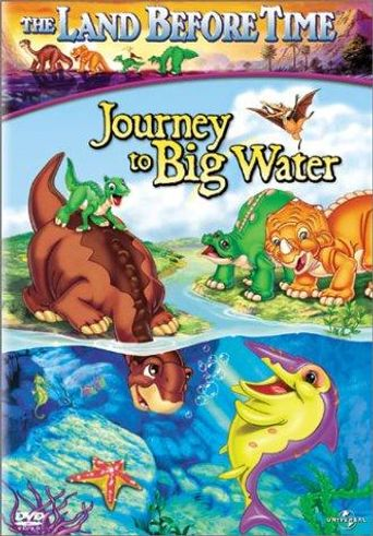 The Land Before Time IX: Journey to Big Water Poster