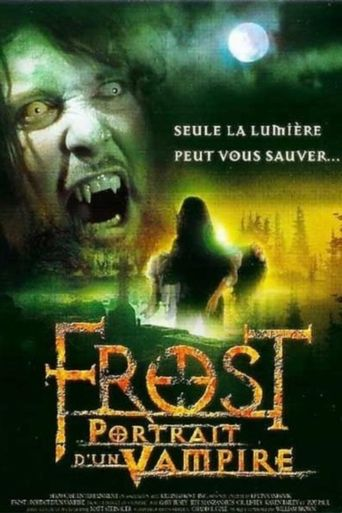 Frost: Portrait of a Vampire Poster