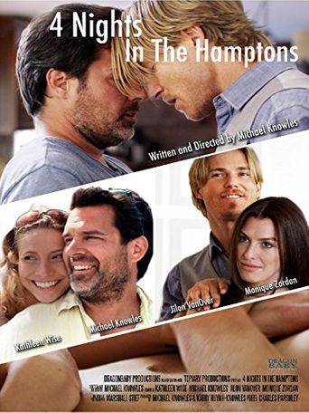 4 Nights in the Hamptons Poster