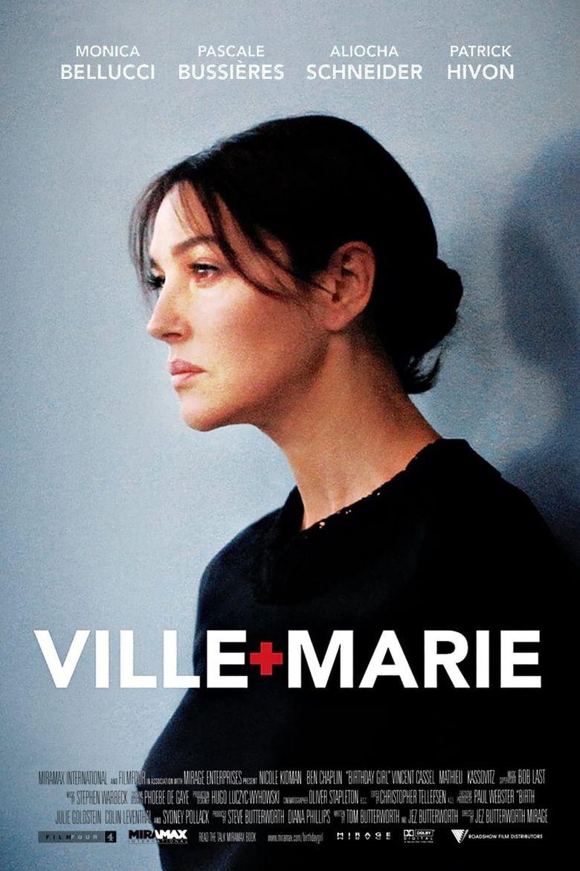 Ville-Marie Poster