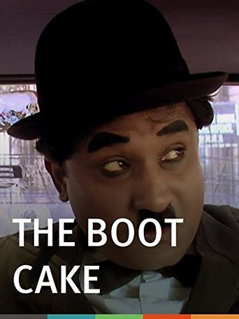 The Boot Cake Poster