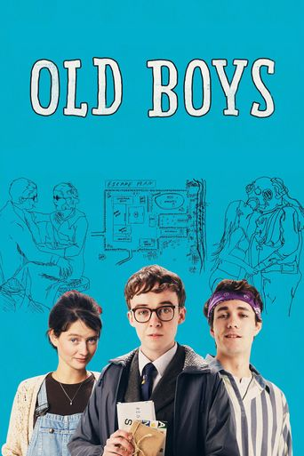 Old Boys Poster