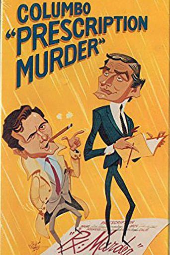 Prescription: Murder Poster