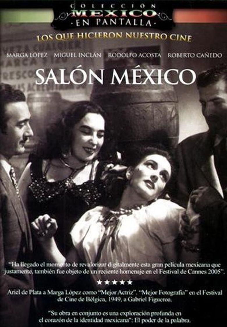 Salon Mexico Poster