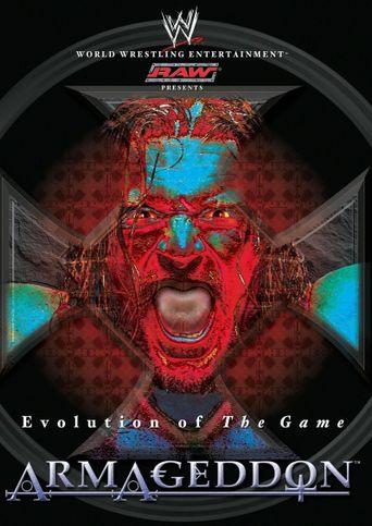 WWE Armageddon 2003 Poster