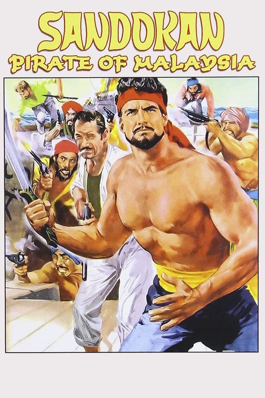 Sandokan: Pirate of Malaysia Poster