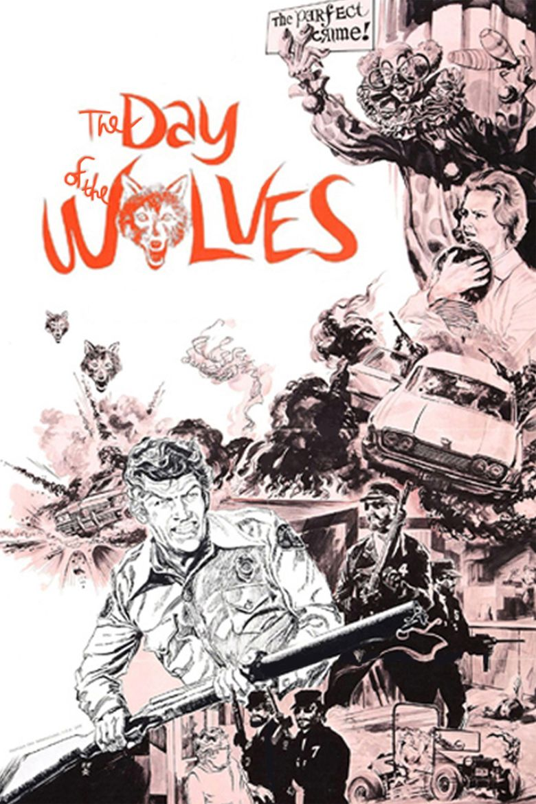 Day of the Wolves Poster