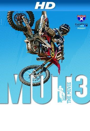 Moto 3: The Movie Poster