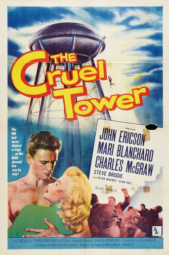 The Cruel Tower Poster