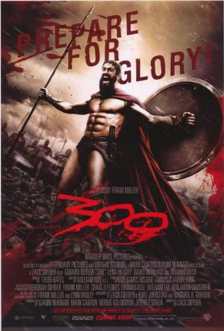300 (2007) - Watch on Netflix or Streaming Online | Reelgood