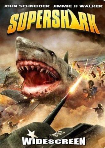 Super Shark Poster