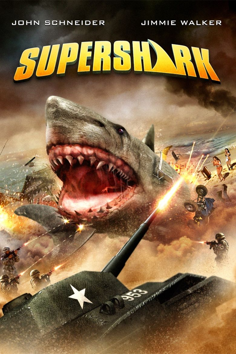 Watch Super Shark