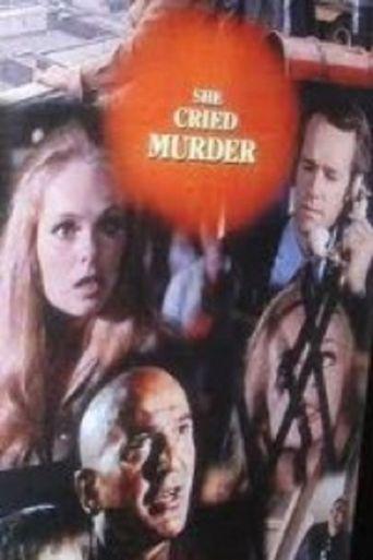 She Cried Murder Poster