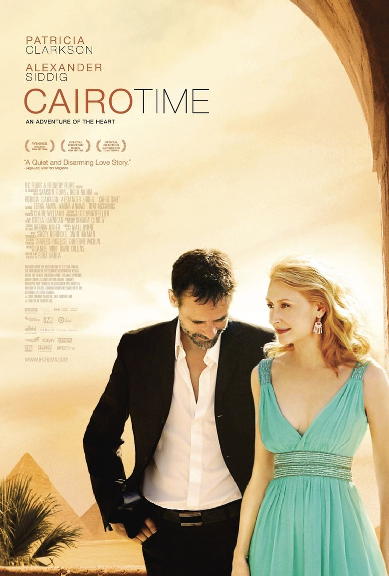 Cairo Time Poster