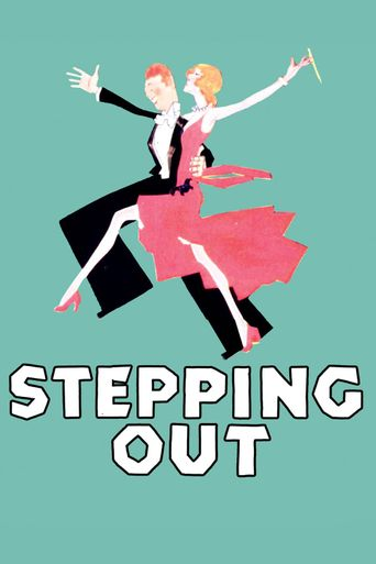 Stepping Out Poster