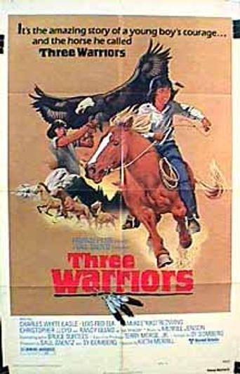 Three Warriors Poster
