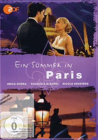 Ein Sommer in Paris Poster