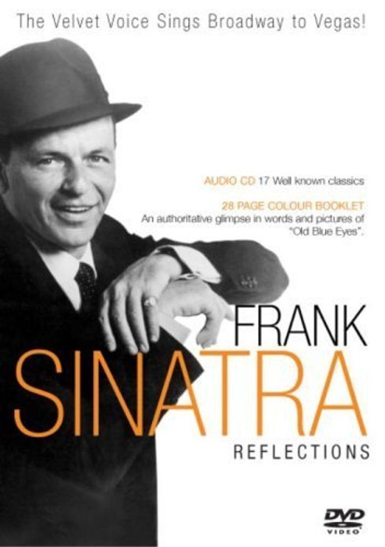 Frank Sinatra: A Reflection Poster