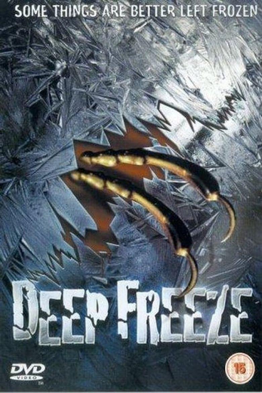 Deep Freeze Poster