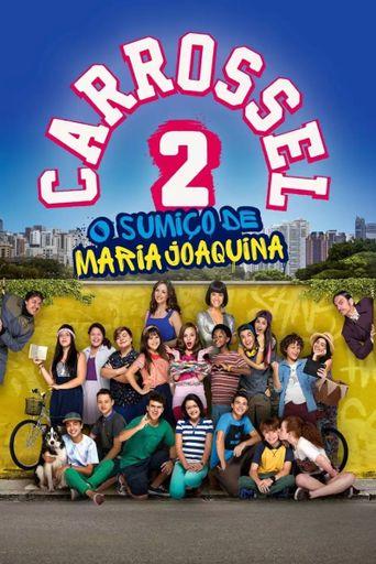 Carrossel 2: O Sumiço de Maria Joaquina Poster