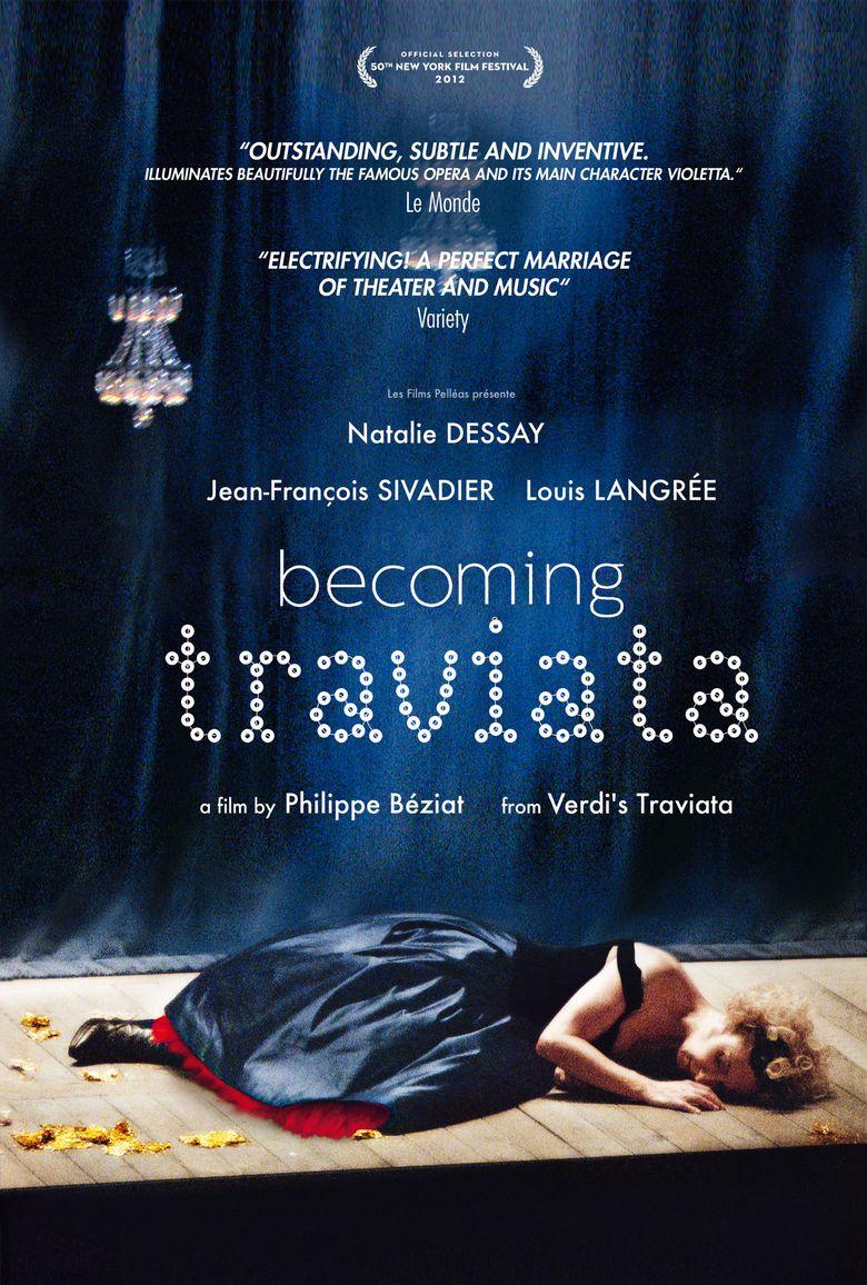 Becoming Traviata Poster