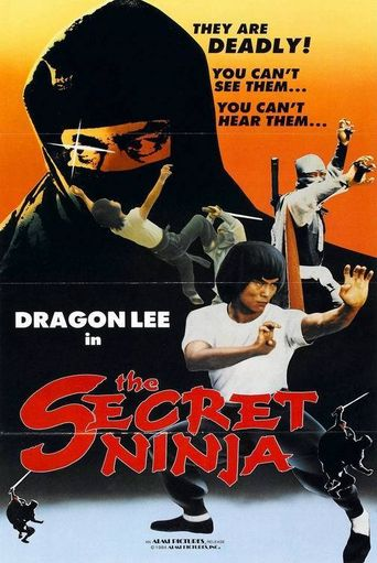 Secret Ninja, Roaring Tiger Poster