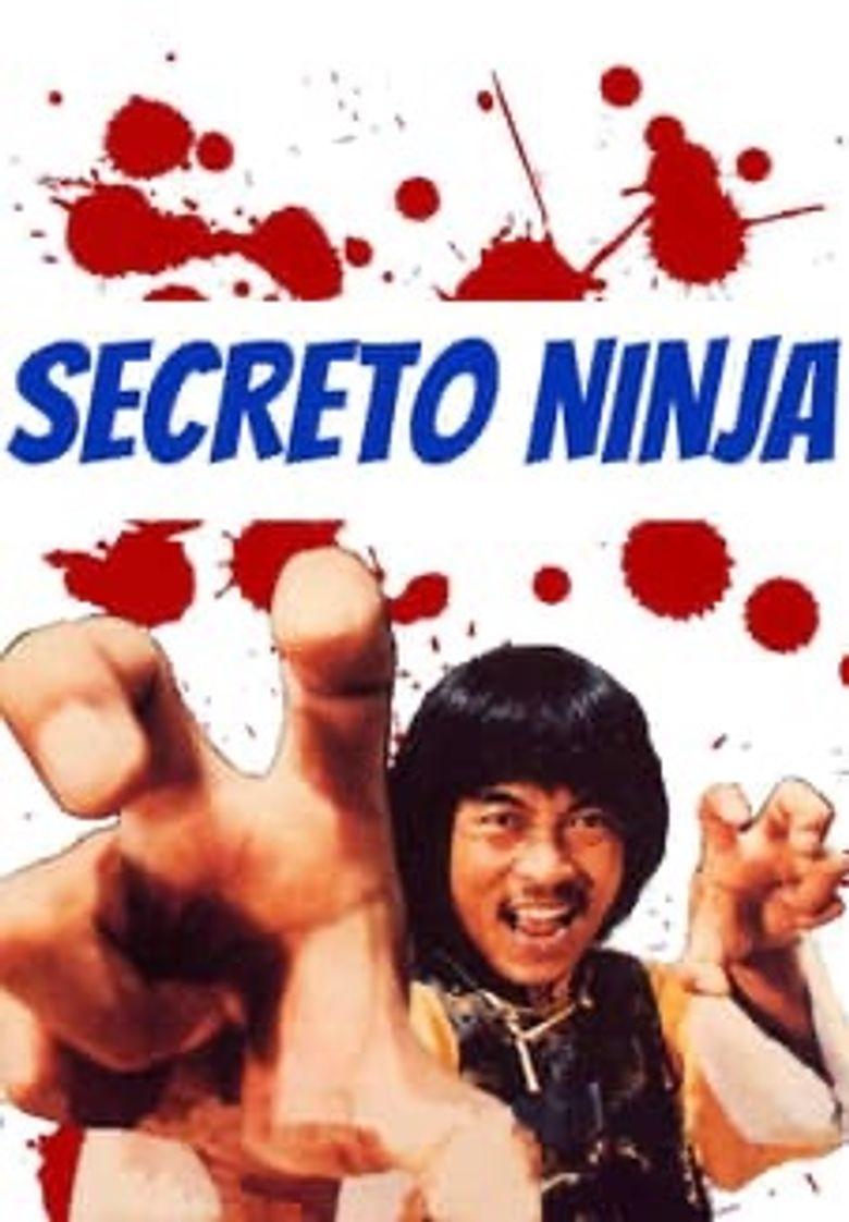 Secret Ninja, Roaring Tiger Poster