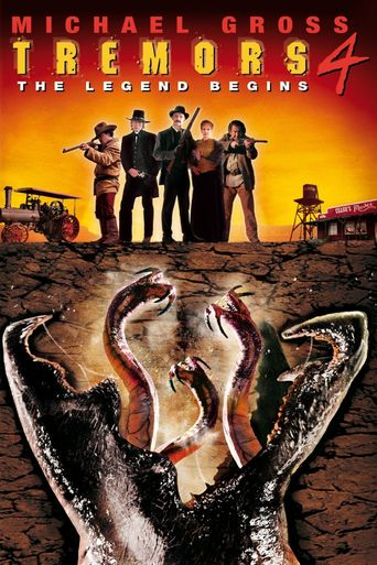 Watch Tremors 4: The Legend Begins