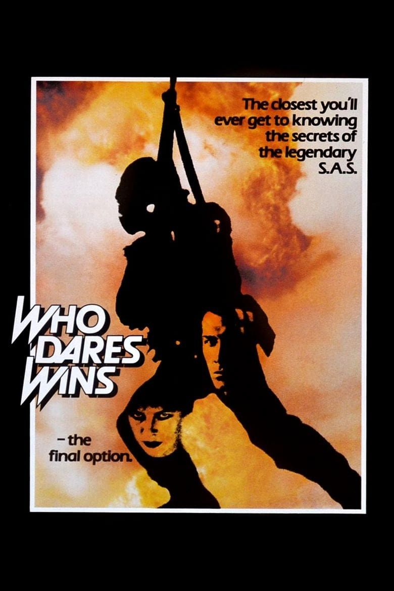 Who Dares Wins Poster