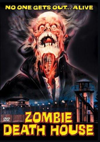 Zombie Death House Poster