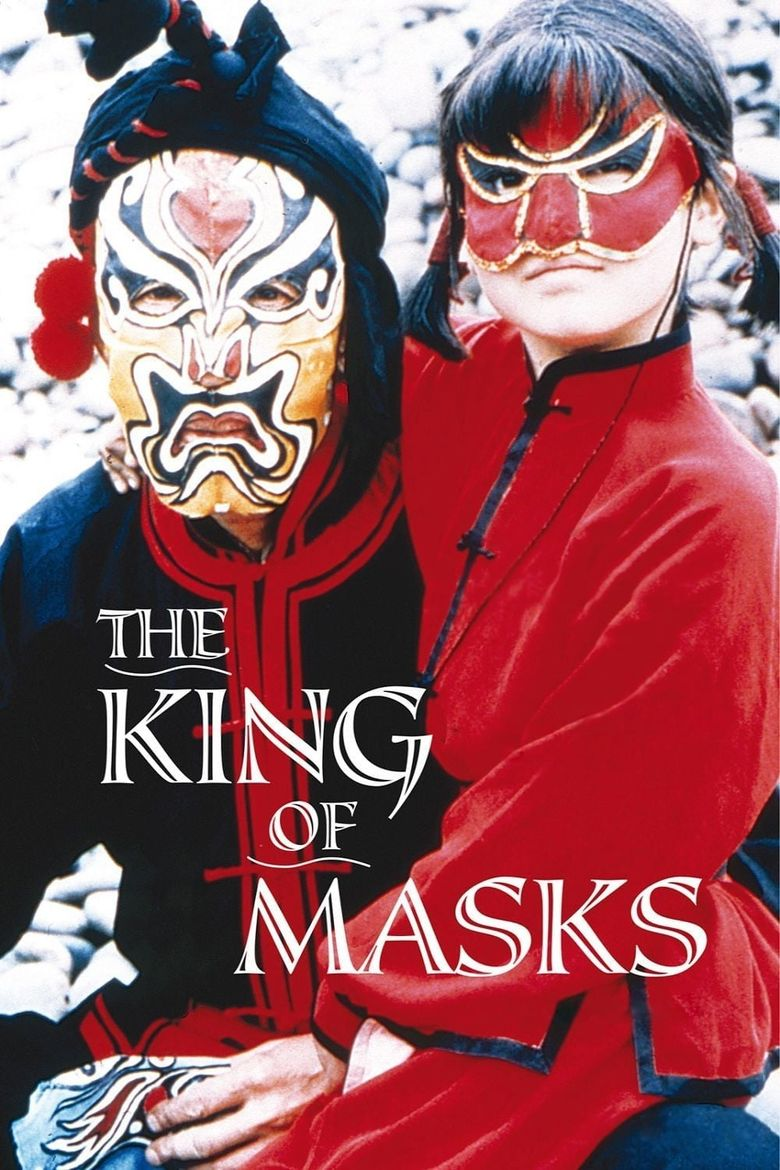 The King of Masks Poster