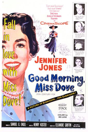 Good Morning Miss Dove Poster