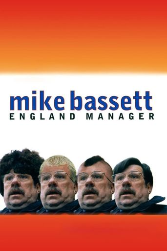 Mike Bassett: England Manager Poster