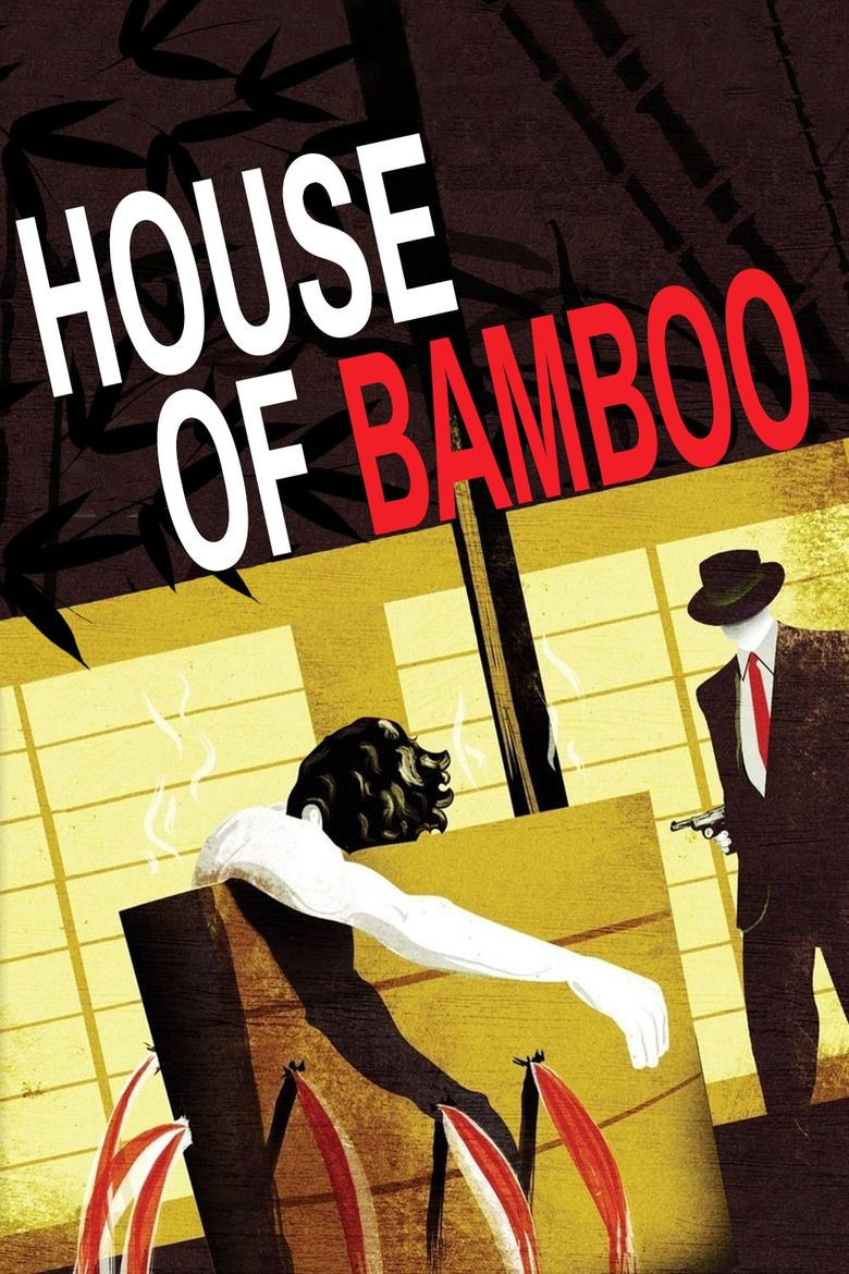 House of Bamboo Poster