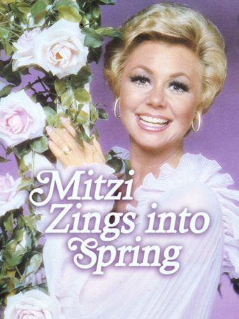 Mitzi... Zings Into Spring Poster