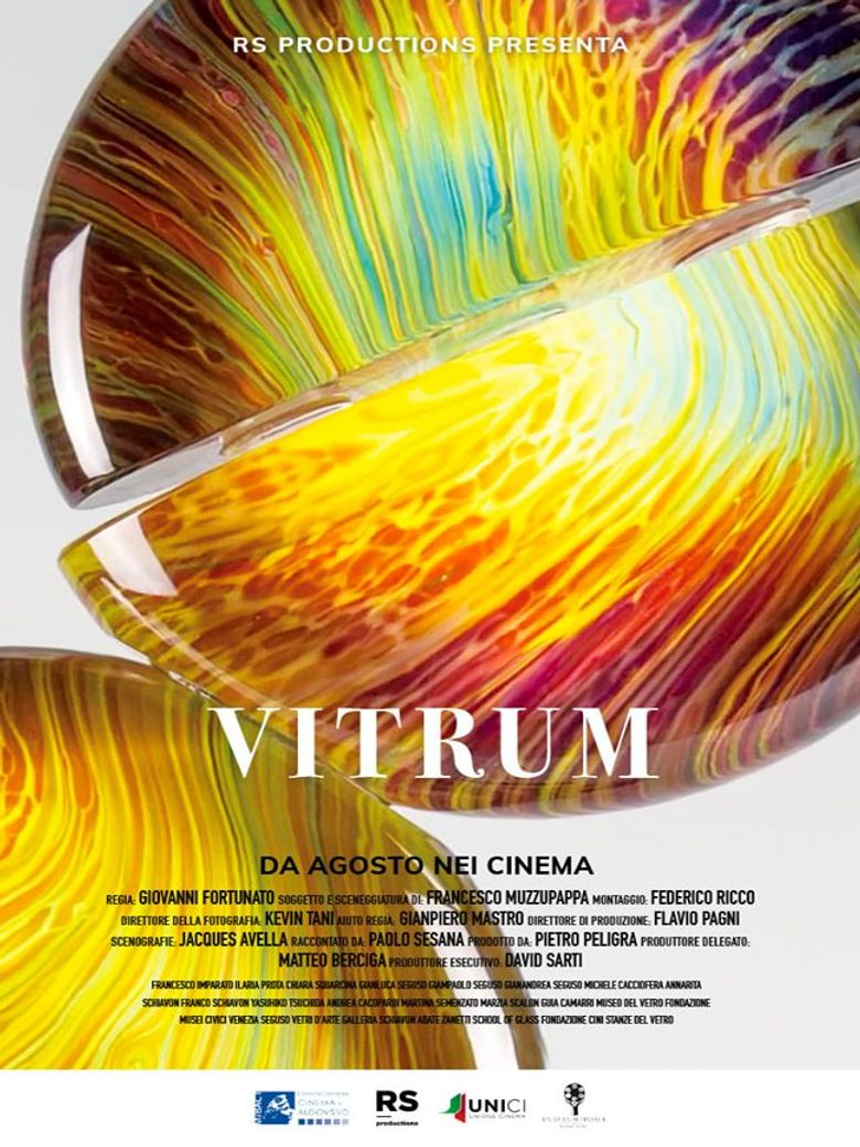 Vitrum Poster