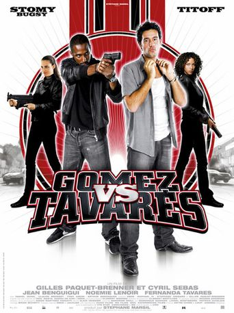 Gomez vs Tavarès Poster