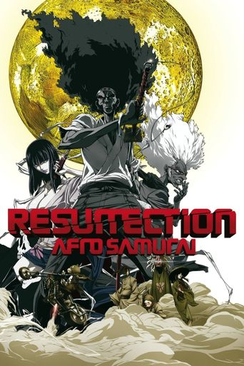 Watch Afro Samurai: Resurrection